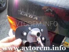 Как заменить кран отопителя на автомобиле Ваз-21099
