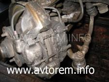 замена передних тормозных колодок на автомобиле ВАЗ 2105