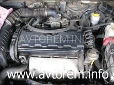 самостоятельная замена масла в двигателе Daewoo Nubira