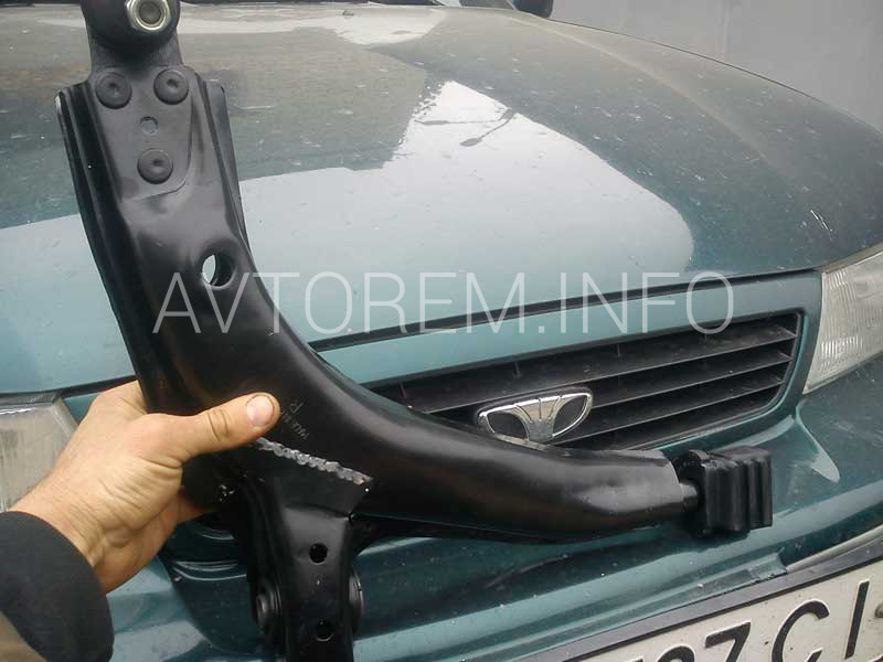 Замена верхнего рычага ланос Ремонт МКПП прадо 150
