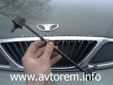 Стойки стабилизатора поперечной устойчивости автомобиля Daewoo Nubira