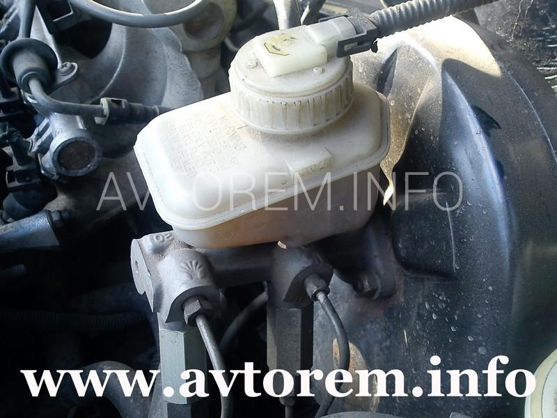 Замена и ремонт главного тормозного цилиндра ланос нексия