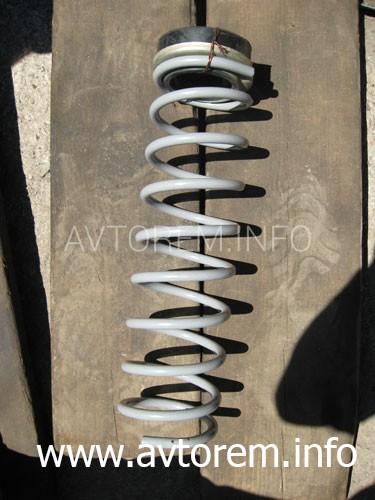 Проводим замену задних пружин своими руками на автомобилях ВАЗ 2101-2107