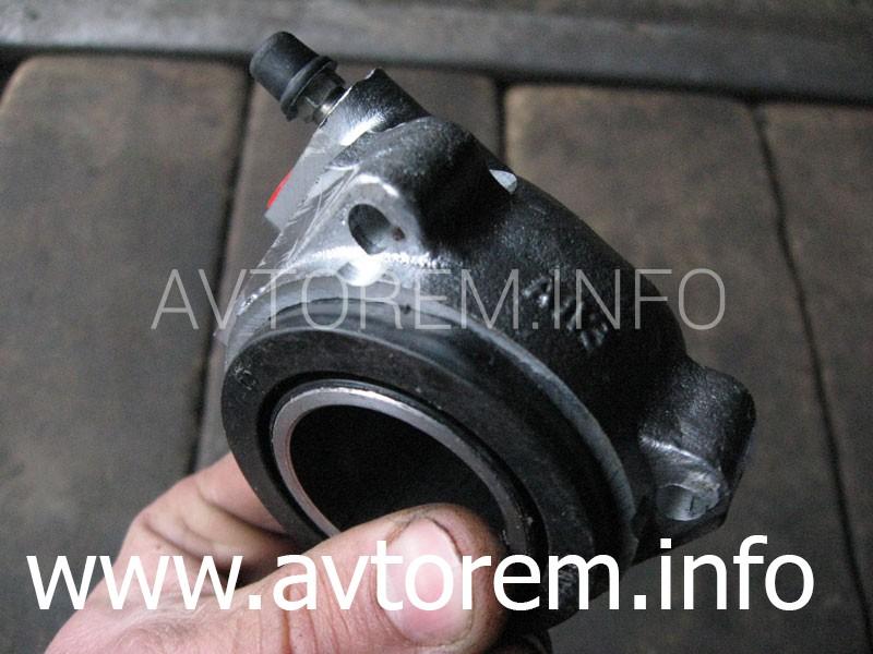 Передние тормозные цилиндры ВАЗ-2101замена