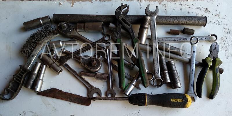органайзер для инструмента